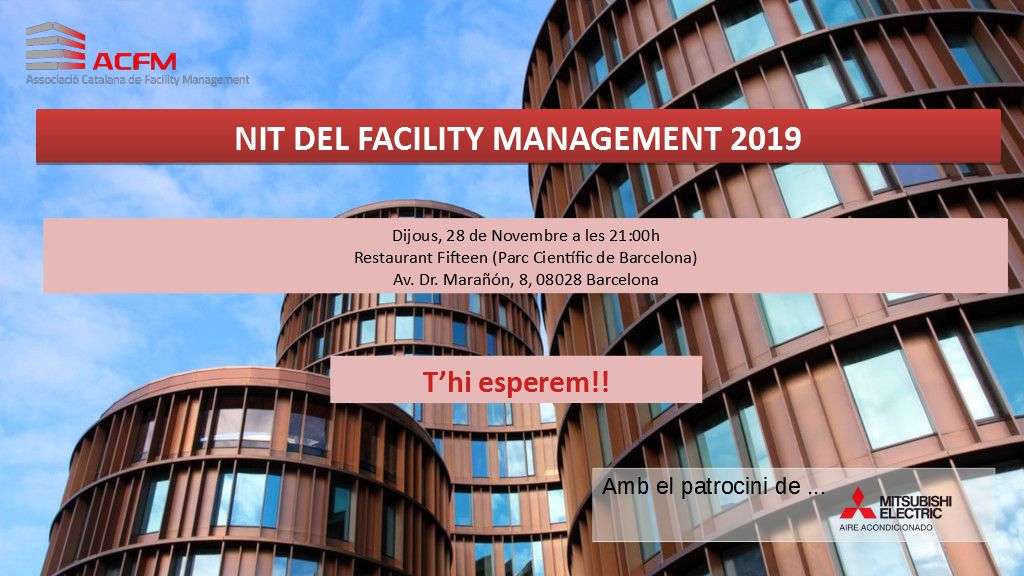 Nit del Facility Management 2019
