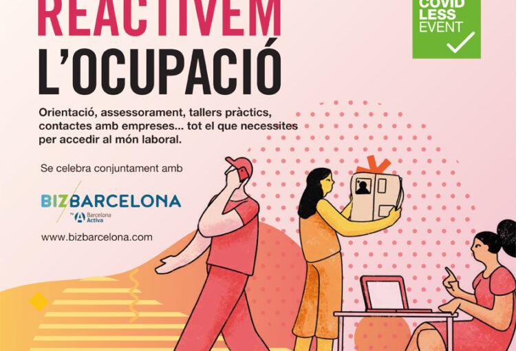 Talento que potencia Talento – Mesa redonda Feria BizBarcelona – Saló de l'ocupació