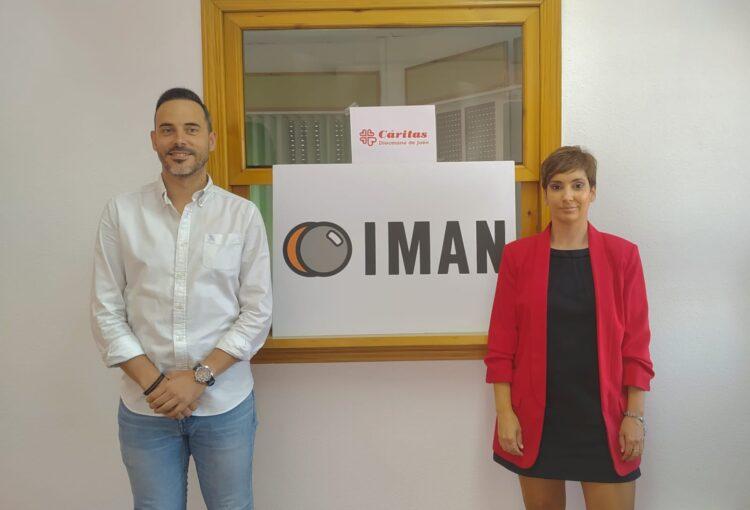 IMANcorp Foundation y CÁRITAS Diocesana Jaén unen fuerzas a favor de la integración social y económica